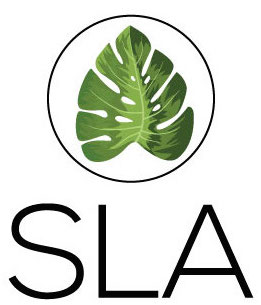 sla logo simple